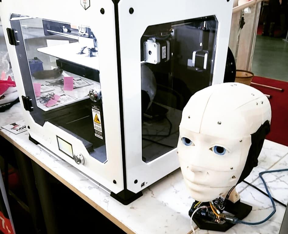 3D-печать и моделирование в Центр Разум Робототехника, электроника, программирование, английский для детей в Омске