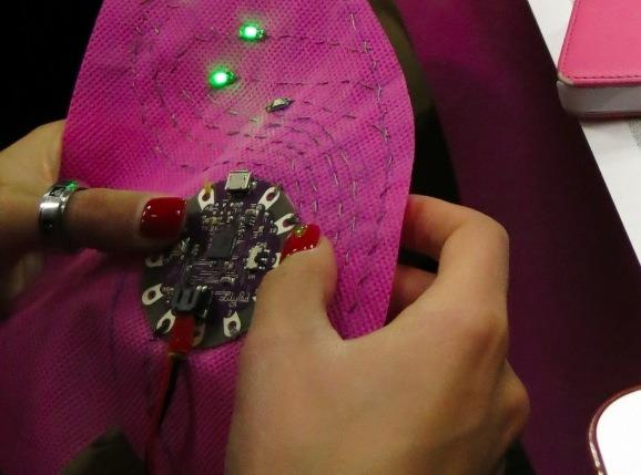 Создание умной одежды